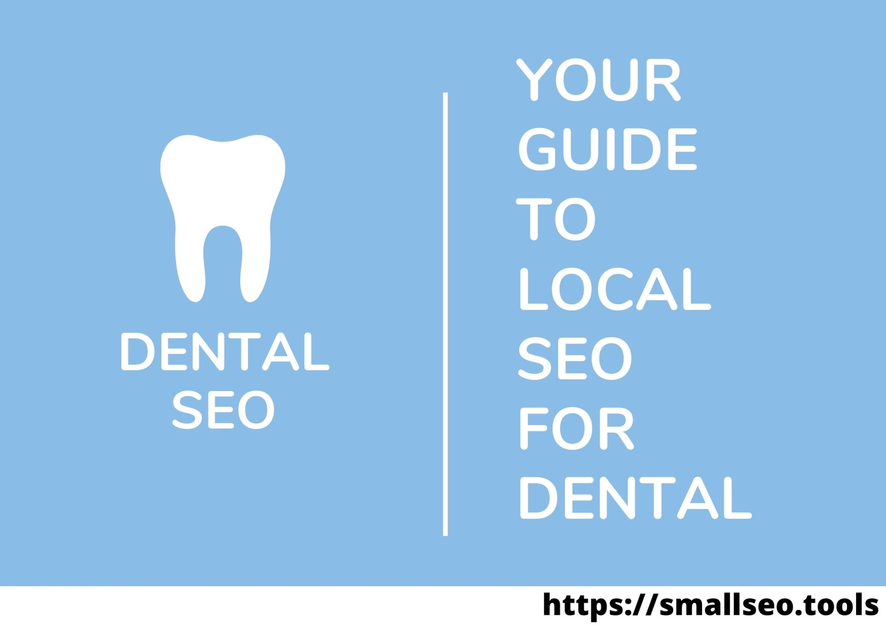 How to do local seo for Dental Clinic?