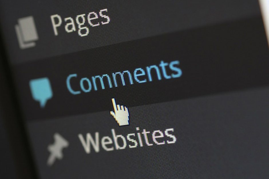 Backlinks Through Commenting